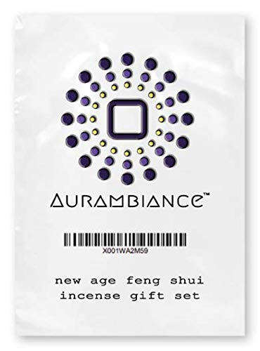 AurAmbiance New Age Feng Shui Incense Stick Spiritual Gifts Set; Inscents Sticks for Natural Healing & Protection by AurAmbiance (Image #8)