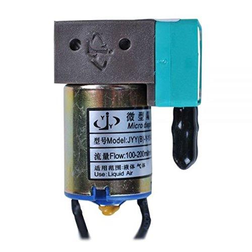 Original JYY (B)-Y-10-1 Micro Diaphragm Pump Ink Pump for Infiniti/Crystaljet / Gongzheng/Flora Inkjet Printers (DC 24V, 3W, 100-200ml / min) by Ving Parts (Image #2)