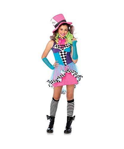 Mayhem Mad Hatter Costume - Teen (Teenage Mad Hatter Costume)