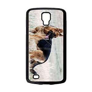 Design Snap-on Cute Pet Doggy German Shepherd Dog Diy Hard Plastic Protective Case Shell for Samsung Galaxy S4 Active i9295 Cover-2