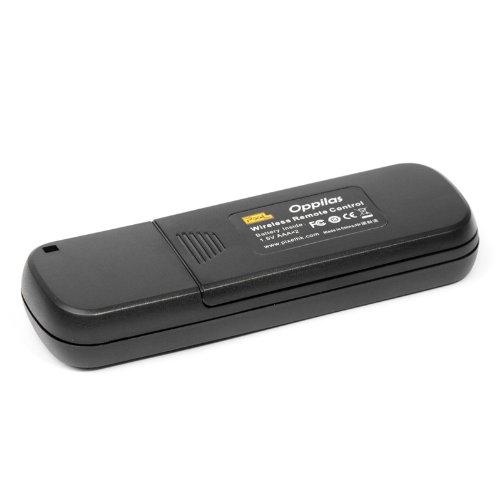 Disparador remoto con temporizador y conector de 10 pines para c/ámara r/éflex digital Nikon Pixel Oppilas DC0 negro