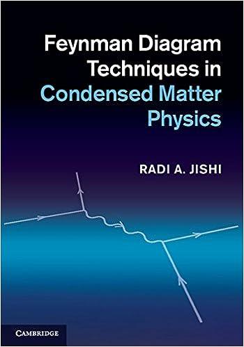 Feynman Diagram Techniques In Condensed Matter Physics Radi A