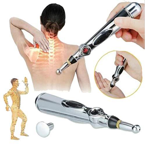 Electronic Acupuncture Pen Meridians Laser Acupuncture Machine Magnet Massager