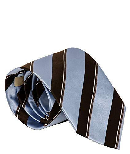 burberry ties for men brown - 3