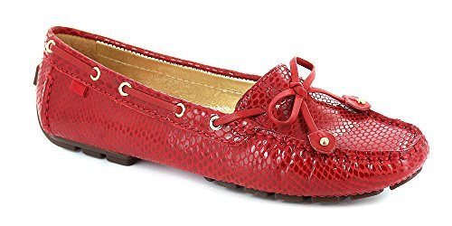 - Marc Joseph NY Women's Fashion Shoes Cypress Hill Red Snake Driver Size 5 (More Colors & Sizes Available)