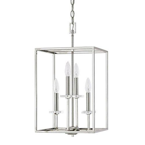 Capital Lighting 7001PN Four Light Foyer (Capital Four Light)