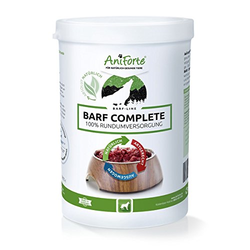 AniForte B.A.R.F. Complete 500 g- Naturprodukt für Hunde