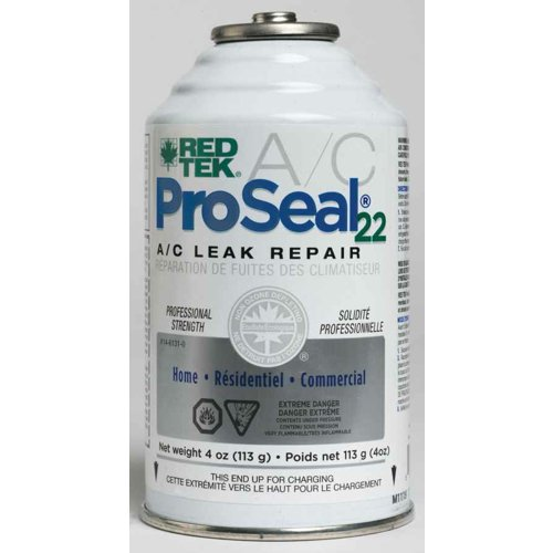 Price comparison product image RED TEK ProSeal22 A / C Seal Treatment (CASE OF 12)(4 oz. can)