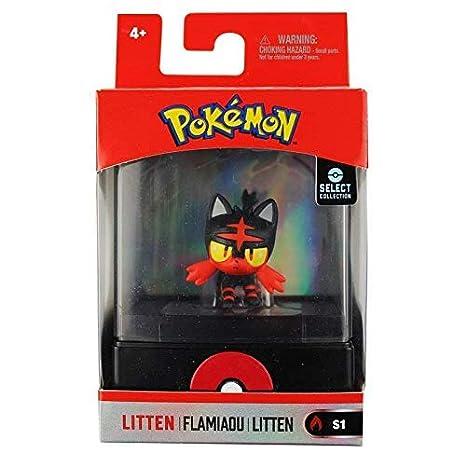 lively moments LM 97322 Alola Pokémon Figura: Amazon.es: Juguetes y juegos