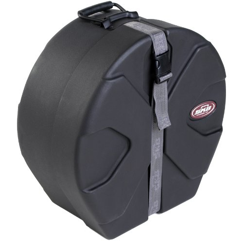 - SKB 5 1/2 X 14 Snare Case with Padded Interior