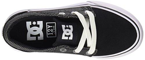 DC Shoes Trase TX Se - Zapatillas Para Niños Negro (Black / Glow)
