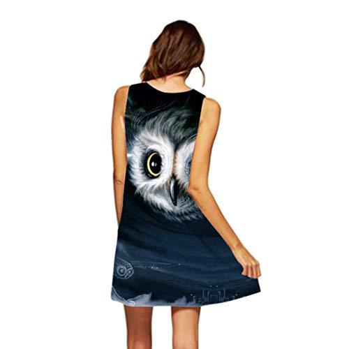 UONQD 2019d Women Chiffon Blouse V Neck Short Sleeve Top Shirts(Small,e1-Black) by UONQD (Image #1)