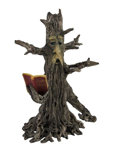 (Zeckos `Old Tree of Wisdom` Incense Tower Burner LOTR Green Man)