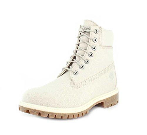 Timberland Mens 6 Premium Fabric Boot Pure Cashmere