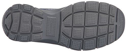 De Repute multi Marche Chaussure Easy Skechers Navy Synthétique Going qwXyvP