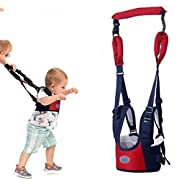 TRMB Handheld Baby Walker, Toddler Safety Harness to Prevent Baby Falling, Safe and Non-Toxic, Breathable and Comfortable, Pulling and Lifting Dual Use