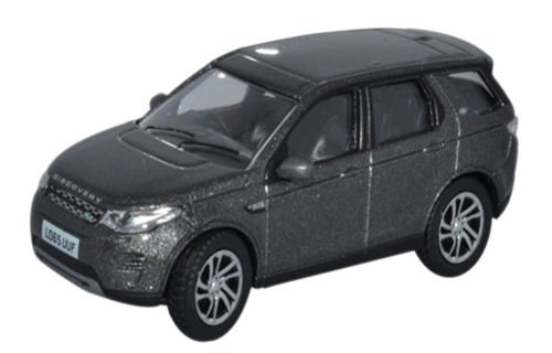 (Oxford Diecast 76lrds001 Land Rover Discovery Sport Corris Grey)