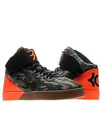 Nike KD Vulc Mid TXT (GS) Boys Basketball Shoes