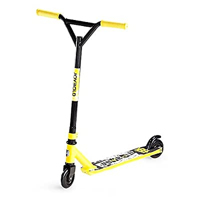 Flantor Pro Stunt Scooter, Fashion 2-wheeled Freestyle Kick Scooter with Sturdy Handlebars from Flantor