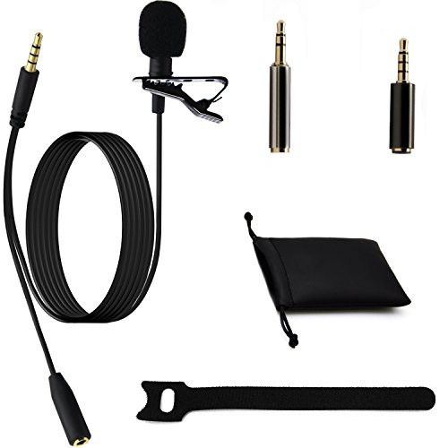 Ownuzz Microphone Omnidirectional Smartphones Camcorders product image