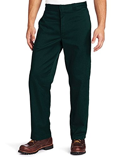 (Dickies Men's Original 874 Work Pant, Hunter Green, 30W x 34L)