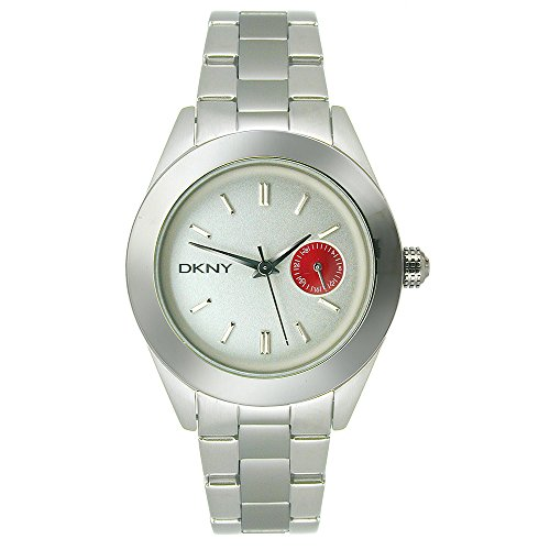 DKNY Jitney Three-Hand Stainless Steel Women's watch #NY2131