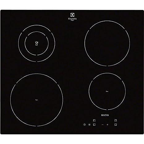 Electrolux - Piano cottura ad induzione KTI 6430 E finitura nera da ...