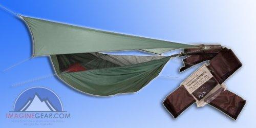 Hennessy Hammock Explorer Deluxe Asym for Camping- New (Hammock Deluxe Explorer)