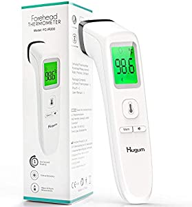 Forehead Thermometer Non-Contact Infrared Thermometer for Baby Kids and Adults