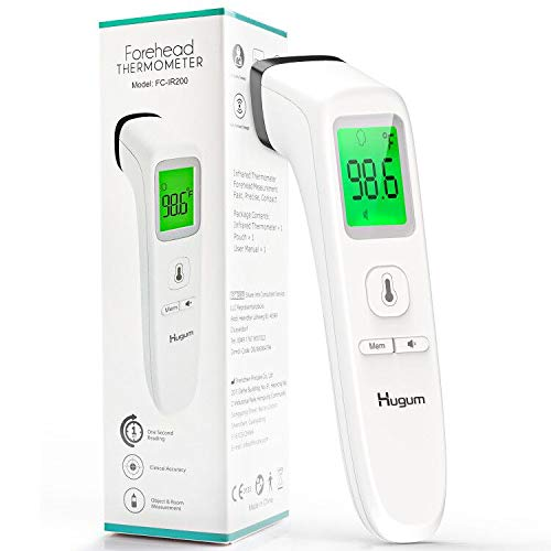 Forehead Thermometer Non-Contact Infrared