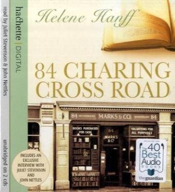 84 Charing Cross Road by Hachette Audio