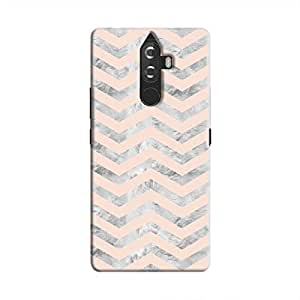Cover It Up - Silver Pink Tri Stripes K8 Plus Hard case