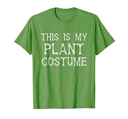 This is my Plant Costume T-Shirt Halloween Costume -