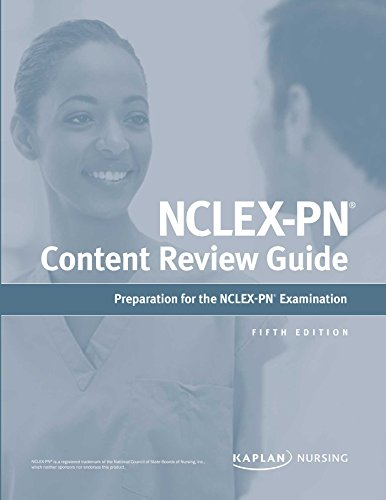 NCLEX-PN Content Review Guide (Kaplan Test Prep)