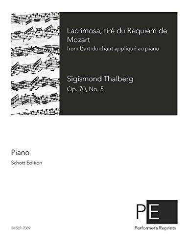 L'Art du chant appliqué au piano - 14. La dove prende de l'opéra 'La flûte enchantée' de Mozart ()