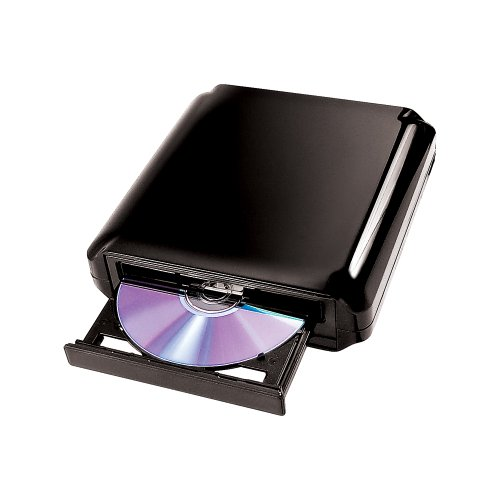 IO Magic External DVD +/- R/RW Drive (24x) (Dual Format/D...