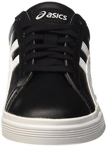 Asics Classic Tempo, Zapatillas de Gimnasia para Hombre Nero (Black/White)