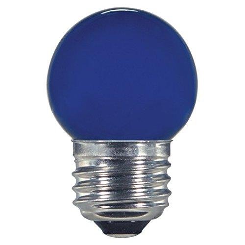(パックof 48 ) Satco s9162、1.2 W s11 /BL/LED/120 V/CD、LEDライト電球 B073ZH37CK