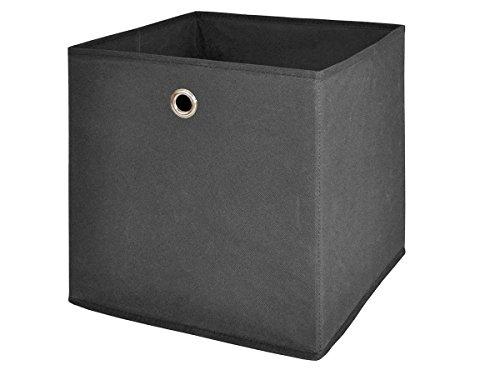 Faltbox Schachtel Box Vlies Kiste Aufbewahrungsbox Metallöse Spielkiste