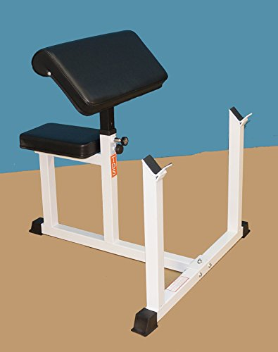Seated Arm Curl Unit (Preacher Curl Unit) by TDS