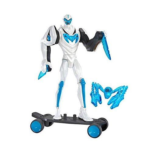 Mattel de la Figura de acción MAX Steel Di Turbo Turbo Junta BCK 35 31 BHH: Amazon.es: Juguetes y juegos