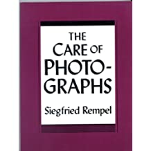 The Care of Photographs