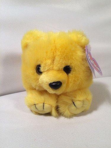 elige tu favorito Puffkins Bean Bag, NWT - Buttercup the the the amarillo Bear by Swibco  cómodamente