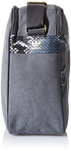 Adidas Airliner Herren Schultertasche Grau Mehrfarbig