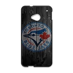 Happy Toronto blue jays logo Phone Case for HTC One M7