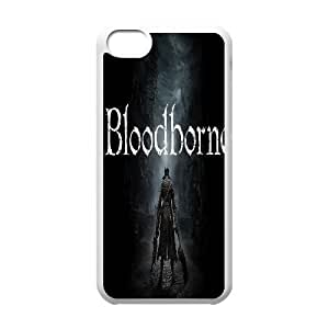 iPhone 5C Phone Case White Bloodborne ZFC900500