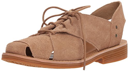 Oxford up Cutouts Leather Shoe lace Maren Croissant with Unconstructed Women's Caterpillar qX4wzz