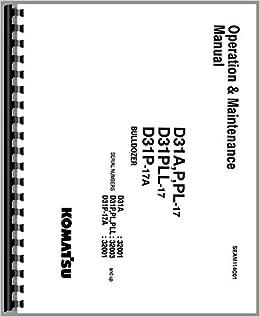 Komatsu D31p Wiring Diagram - All Diagram Schematics on
