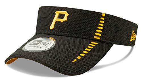 New Era Pittsburgh Pirates MLB Speed DE Performance Adjustable Visor