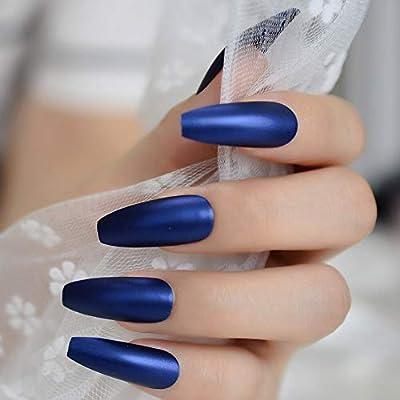 EchiQ Professional - Uñas postizas para decoración de uñas, color ...
